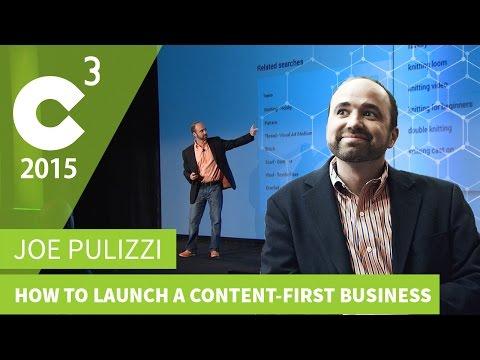 Content marketing strategy   joe pulizzi