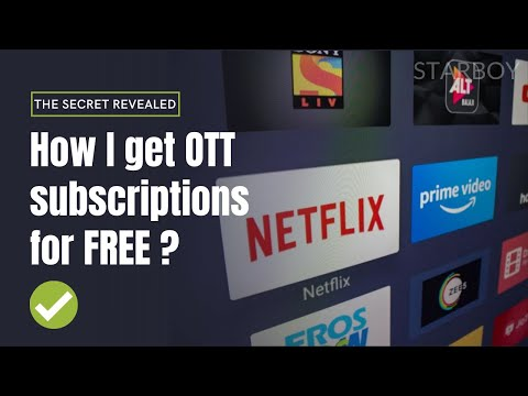 How to watch netflix & amazon prime for free | ✅top 5 ethical ways to watch latest movies and series