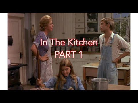 The waltons - in the kitchen - part 1 - behind the scenes with judy norton