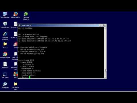 Basic cisco router commands