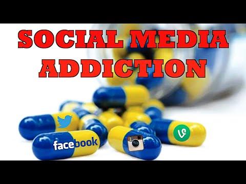 Social media addiction (dennis roady)