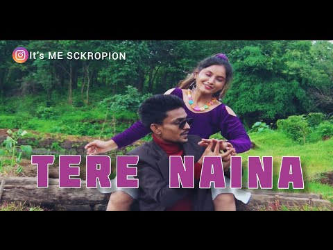 Tere naina    dance cover   sagar & radha    concept imagination    $r forever 💞