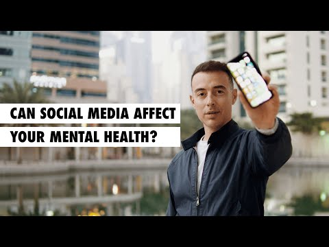 Can social media affect your mental health?