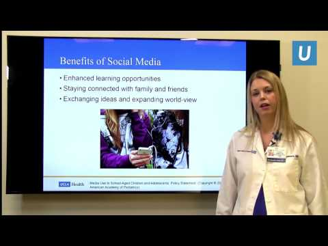Children and social media: what every parent should know   allison guimera, md   uclamdchat