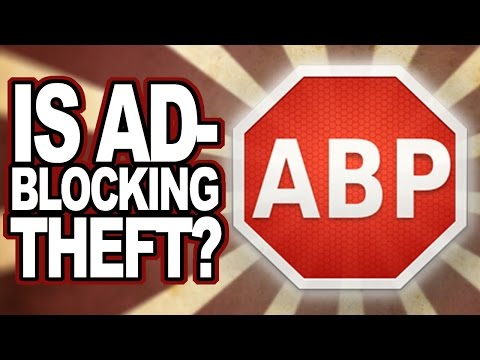 Is ad blocking theft or fair use? do we steal just because we hate annoying ads?