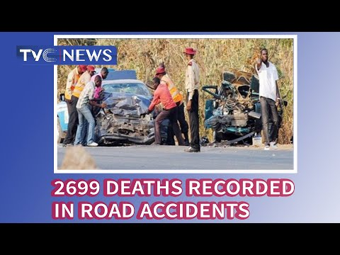 2699 deaths recorded in road accidents between january and june 2019
