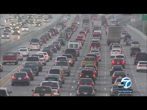 La traffic is worst in world for 6th straight year, report says   abc7