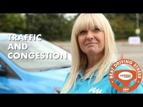 Traffic and congestion | beat driving stress
