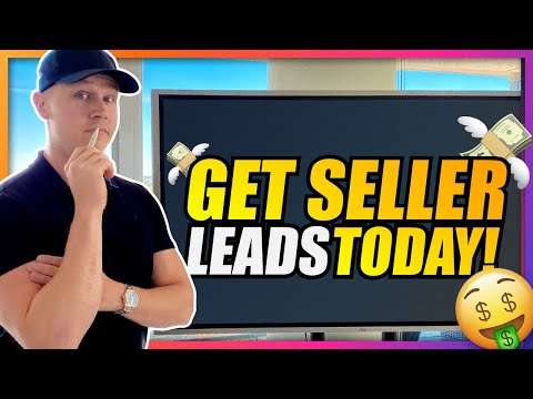 How to get real estate seller leads with facebook lead ads for realtors