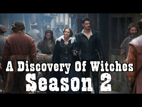 A discovery of witches season 2: when will it release?