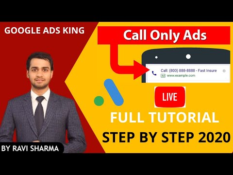 Call only ads google adwords | pay per call google ads | hindi 2019