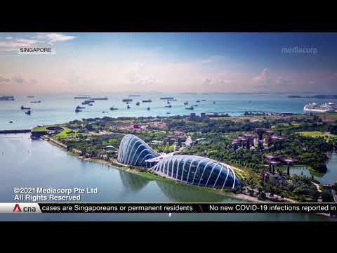 Cna asia first long close with qatar weather - 2 june 2021