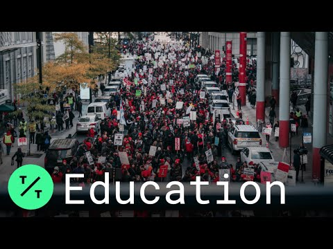 Chicago teachers agree to tentative agreement but strike goes on