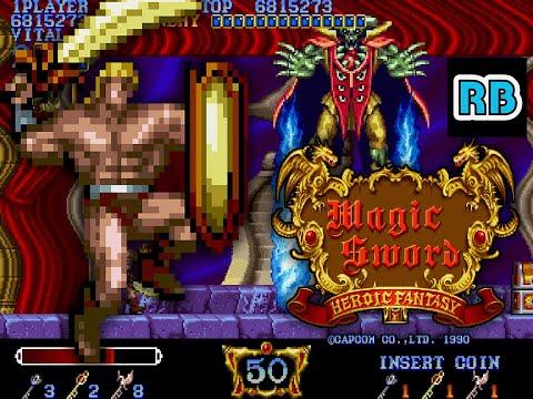1990 [60fps] magic sword (world) 7069285pts all