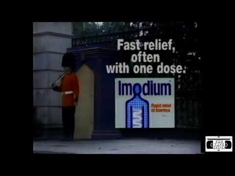Imodium commercial - 1995