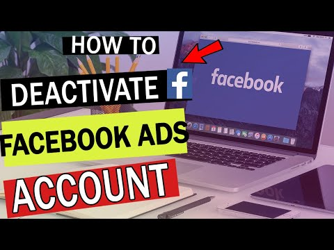 How to completely remove/deactivate facebook ads account from business manager