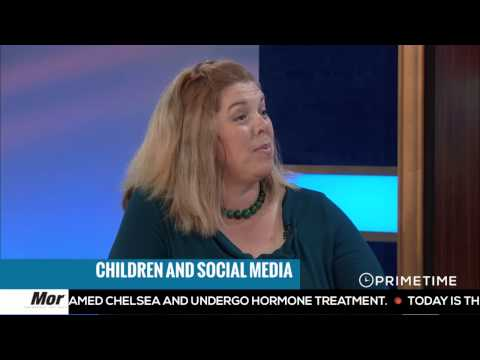 Debate: is social media good for your children?