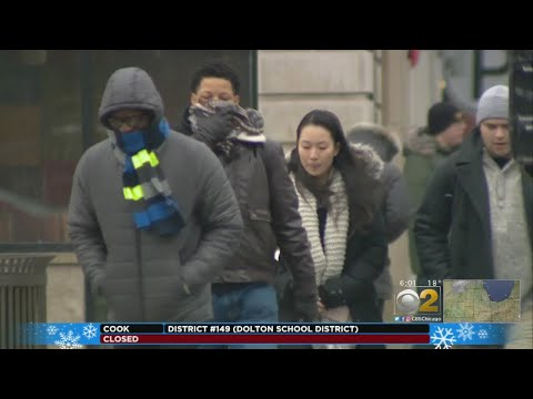 Cps school cancellation still undecided, warming centers available during extreme cold