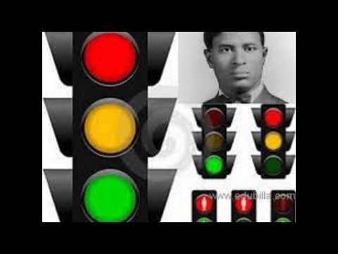 The black man who invented the traffic light! garrett morgan