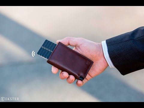 Ekster® • ultra-slim smart wallets
