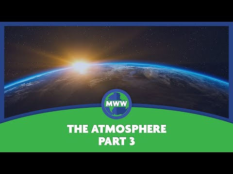 The upper atmosphere - part 3