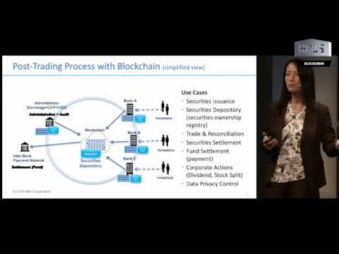Who owns the blockchain? public, private, standards at ncc 2016