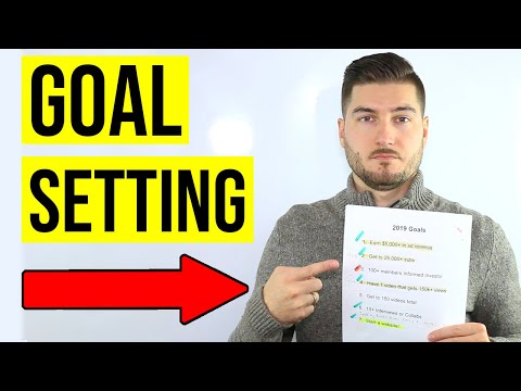How to set and achieve goals (my secret to success)