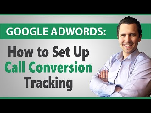 Google ads: how to set up call conversion tracking (for any ad format)