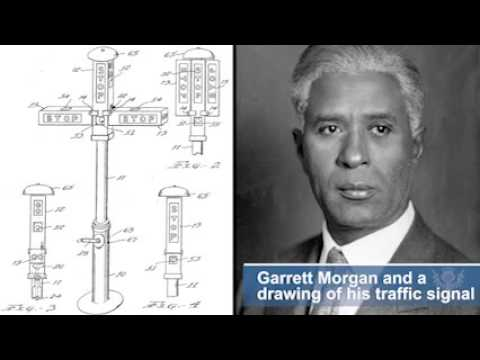 Garrett morgan: the man who stopped traffic