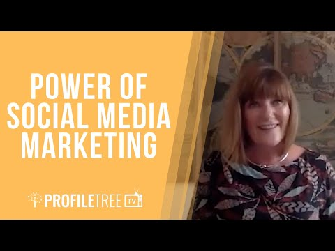 Power of social media marketing - lynne crowther - social media for business - business consulting
