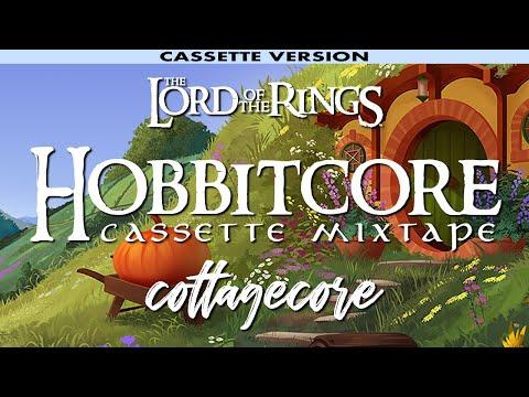 Hobbitcore mixtape (cottagecore × the lord of the rings) 🍄🍃✨ acoustic/vocal/score [cassette version]