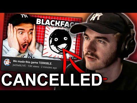 Jschlatt is cancelled again