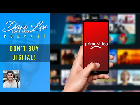 Amazon says you don't own digital purchases - why you should support physical