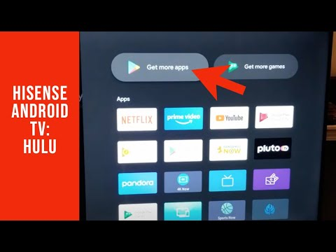 Get hulu on hisense android tv