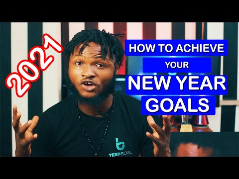 How to set your career goals for 2021 | new year resolution tips