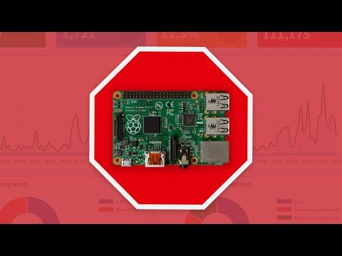 Turn your raspberry pi into an ad blocker for your network