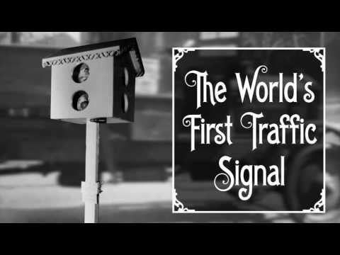 Salt lake city history minute - the world's first electric traffic signal