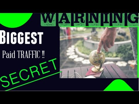 Quality traffic for less how to find best paid traffic usa affiliates quality traffic market #secret