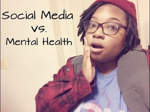 How social media can affect your mental health