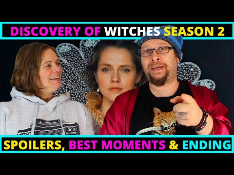 A discovery of witches series 2 sky original spoilers, best moments & ending (season 2)
