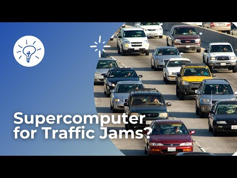Can machine learning help ease urban traffic congestion?