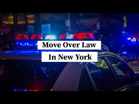 Move over law in new york   nyc traffic ticket lawyer   rosenblum law