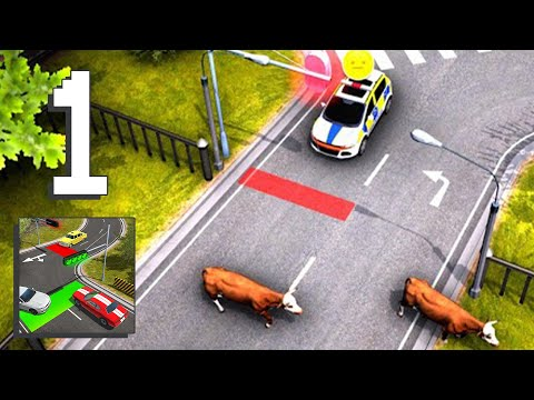 Crazy traffic control level 1 2 3 4 5 6 - gameplay walkthrough [android, ios game] [part 1]