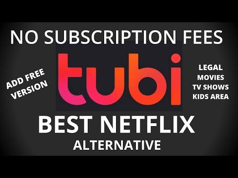 Better than netflix no subscription fees ad free version legal movies legal iptv tubi tv