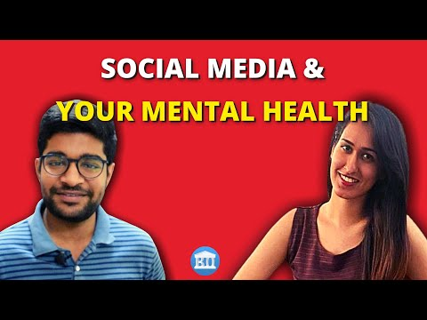 Mental health ep 1 - how does social media affect your mental health?