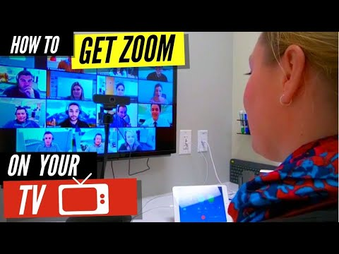 How to get zoom on tv | iphone, android, pc