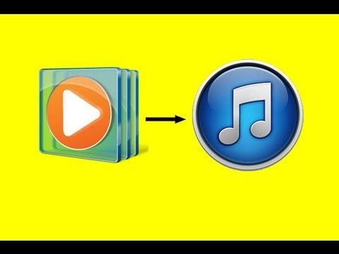 How to transfer music from windows media player to itunes