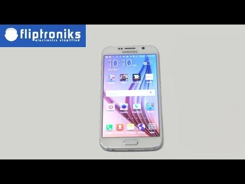 Samsung galaxy s6: enabling & disabling text message pop up display - fliptroniks.com