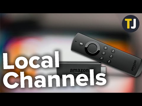 How to access local channels on your amazon fire stick!