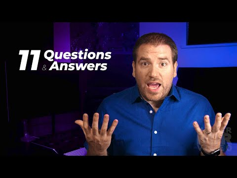 11 questions & answers about hdr (q&a #1) | masterhdrvideo